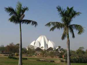Świątynia Lotosu w Delhi